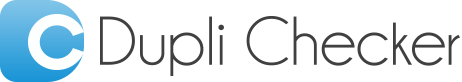 dupli checker logo