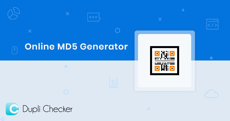 decrypter online md5