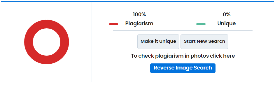 Plagiarism Checker | 100% Free and Accurate - Duplichecker.com